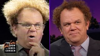 Are John C. Reilly & Dr. Steve Brule the Same Person? thumbnail