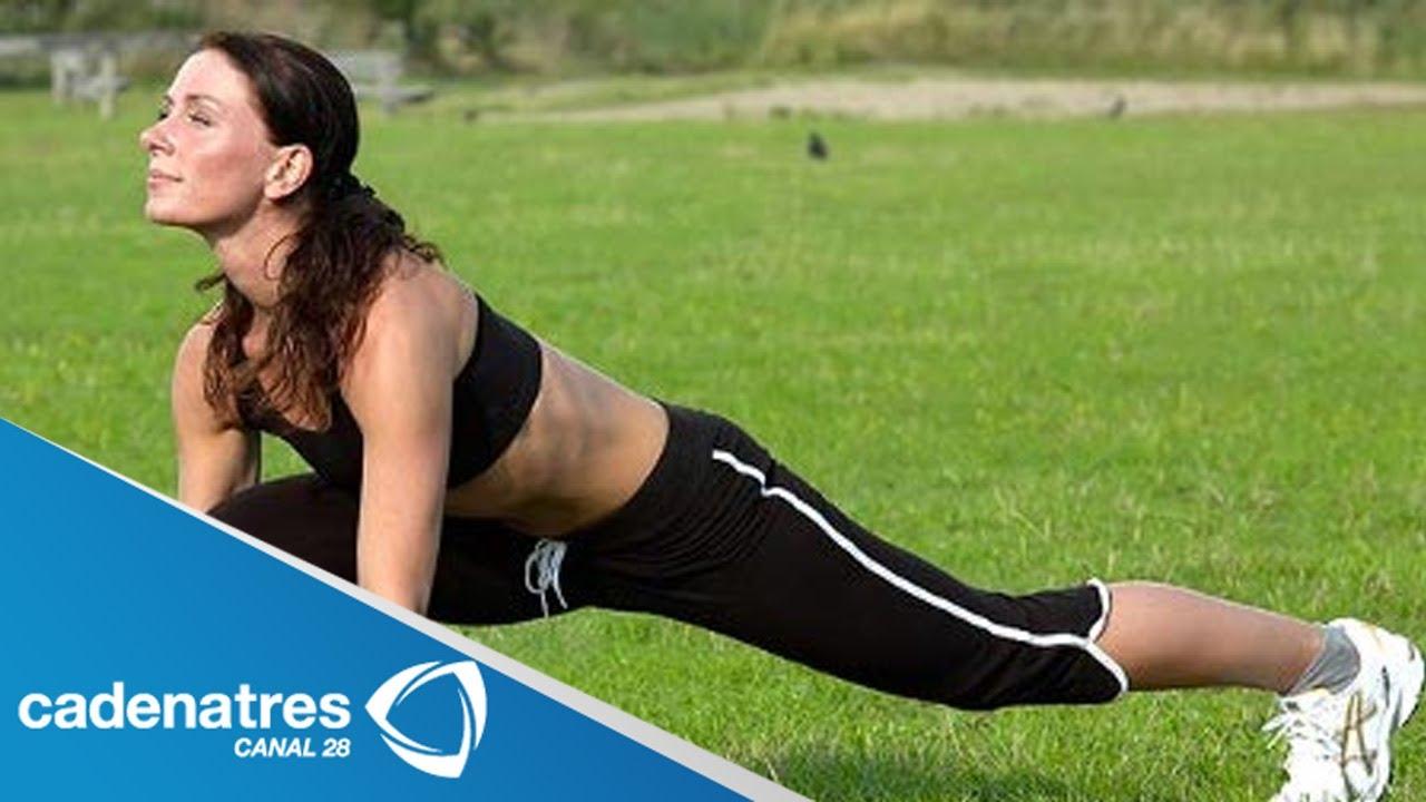 Como empezar hacer ejercicio por primera vez