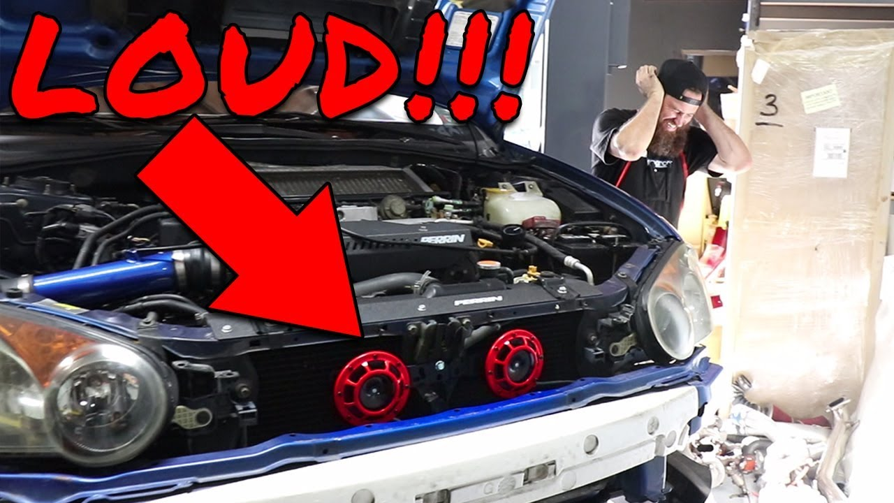 How To Install Aftermarket Hella Horns E Easiest Way