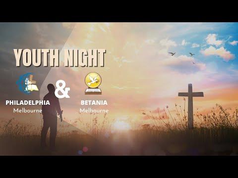 Sunday Evening - Youth Night - Philadelphia & Betania - 27.06.2021