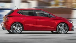 2018 Seat Ibiza FR -  Balanced with Perfect Proportions and Agile Character
