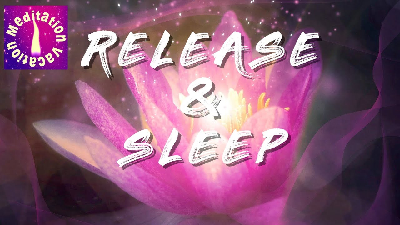 Guided meditation for Anxiety and Overthinking Relief, A Calm Body scan into sleep