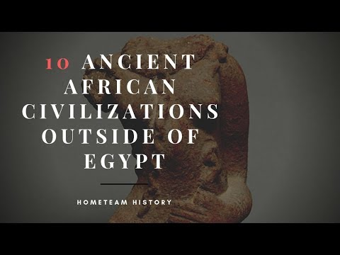 10 Ancient African Civilizations Outside Of Egypt