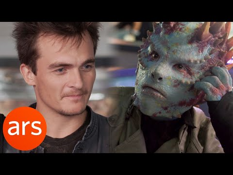 STRYKA  A SciFi Short Film Starring Aimee Mullins & Rupert Friend