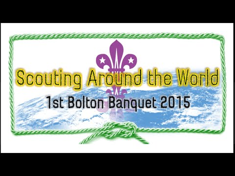 Scouting Around the World: Video for Scout-Guide Week 2015