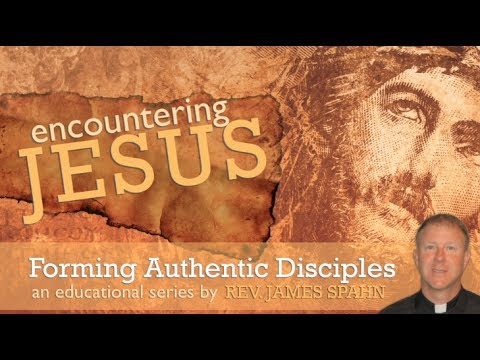 Encountering Jesus  11-20-2013