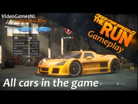 Need for Speed The Run PC Game-RG RePack - Free Download Torrent