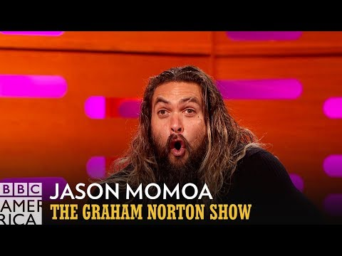 Download Youtube: Jason Momoa Made A Grave Mistake While Shooting in Ice Cold Water - The Graham Norton Show