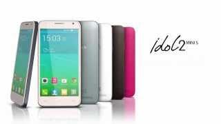 ALCATEL ONETOUCH 全新4G 手機 IDOL 2 MINI S 6036Y