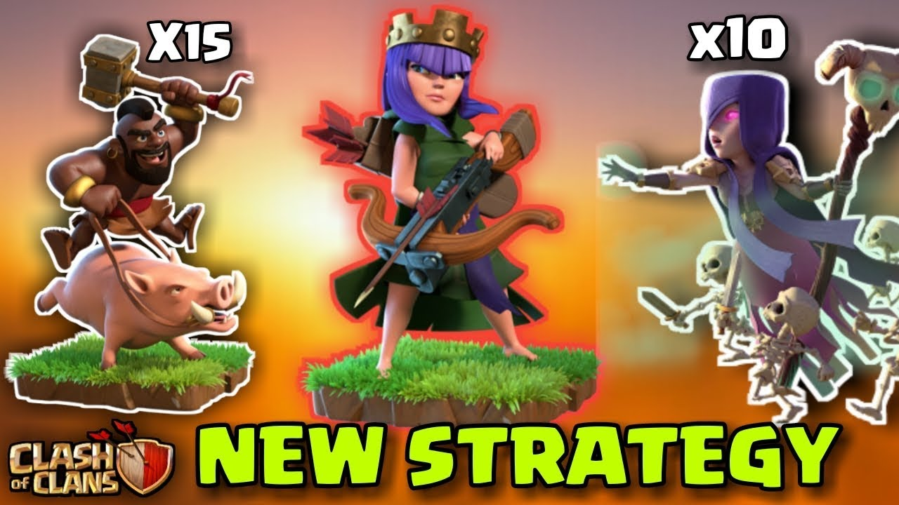 Download GOWIHO + AQ WALK | TH9 2017 NEW 3 STARS WAR ATTACK STRATEGY | Clash Of Clans