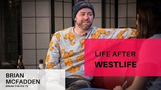 Getting To Know Westlife Singer, Brian McFadden - Break The Ice TV