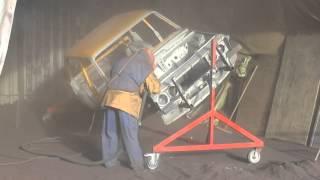 Fiat 125p piaskowanie  602853648