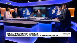 Baixar Brexit: Theresa May pressed on future relationship with Europe