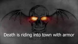 Avenged Sevenfold Hail to the king lyrics
