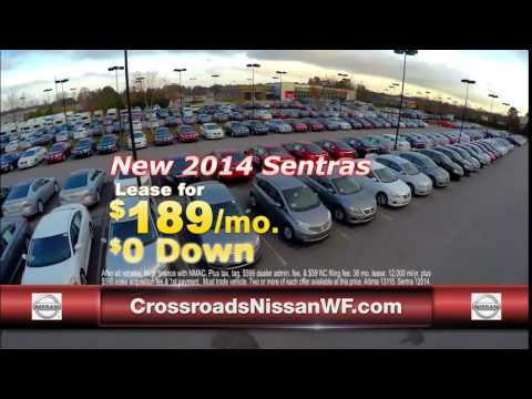 Crossroads Nissan Wake Forest Sentra Altima 1 23 15