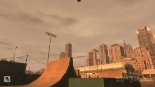 GTA 4 - Bike Stunts & Crashes 2