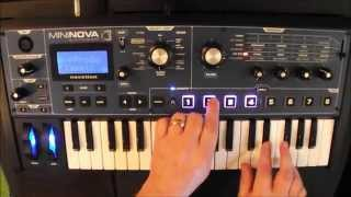 Novation Mininova CLASSIC SYNTH Preset Demo