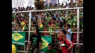 Balafans in Action 4 Juli 2013 Lung Fc Vs Persika Karawang