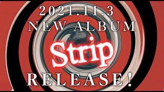 メリー 11th Album『Strip』2021年11月3日(水)Release