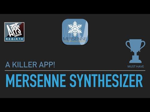 Mersenne Synthesizer v2.0.0