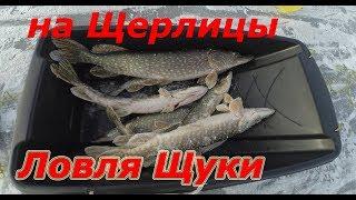 Ловля Щуки на жерлицы 2018. Зимняя рыбал...