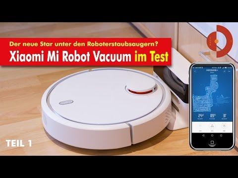 Xiaomi Mi Robot Vacuum Test - Teil1 - Überzeugende Leistung!