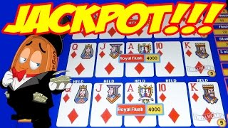 MY MASSIVE BIRTHDAY JACKPOT HANDPAY ** HUGE WIN ** - Slot Machine & Video Poker