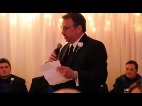 Best Father of the Bride Speech 2013 from YouTube · Duration:  8 minutes 11 seconds