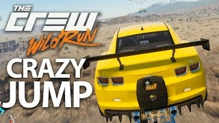 CRAZY JUMP - The Crew Wild Run Gameplay