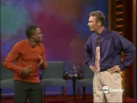 Whose Line Is It Anyway - Questions Only - The Ugly Gang