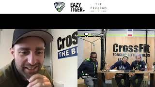 Tiger Talk Podcast | EP.7 - Interview with CrossFit UK Country Manager - Ollie Mansbridge