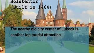 Important tourism destinations in Germany.