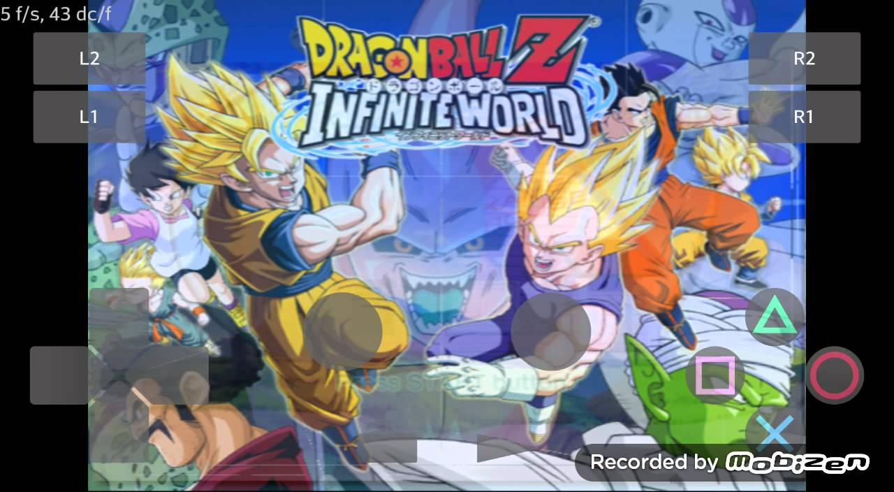 dbz emulator games
