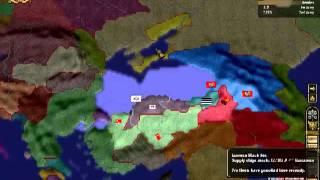 Europa Universalis III  -  Candar Oğulları - Bölüm 1