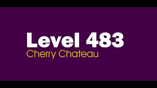 Candy Crush Saga level 483 Help,Tips,Tricks and Cheats