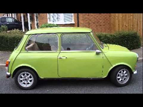 classic mini cooper for sale youtube. Black Bedroom Furniture Sets. Home Design Ideas