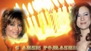 юбилей 50 лет(слайд-шоу, поздравление с днем рождения, поздравление с юбилеем, женщине, подруге на 50 лет., 2013-05-23T18:14:46.000Z)