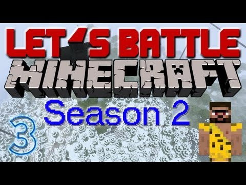 Minecraft Battle Season 2