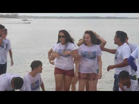 Projeto de Exploração e Divulgação da Praia da Estrela Luis Domingues MA