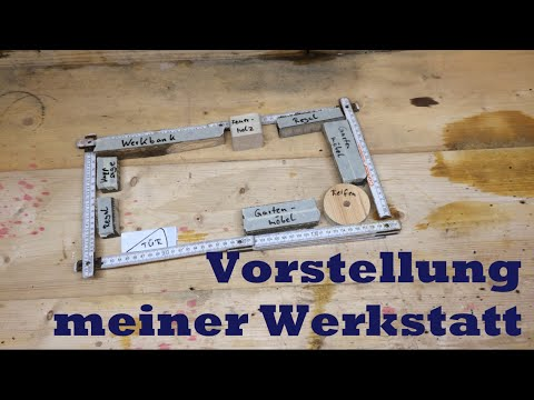 vorstellung meiner werkstatt youtube. Black Bedroom Furniture Sets. Home Design Ideas