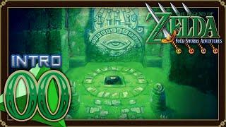 The Legend of Zelda: Four Swords Adventures - Part 0 - Opening