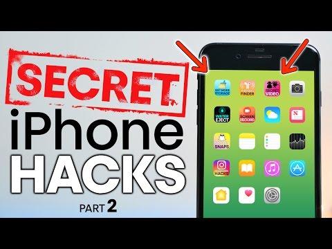 10 Secret iPhone Hacks in iOS 10! Part 2