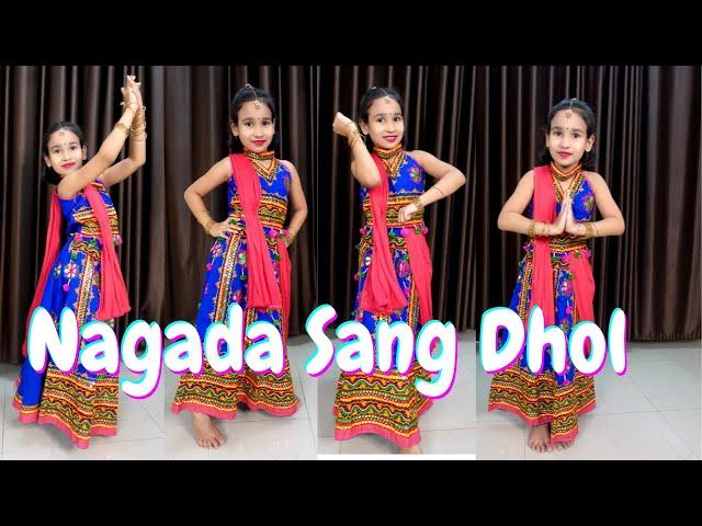Nagada Sang Dhol Baje | Navaratri Dance | #LearnWithPari