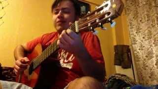 Yamaha G-280a Classical Guitar