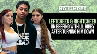 LeftCheek and RightCheek Explain Beefing with Lil Bibby After Turning Him Down