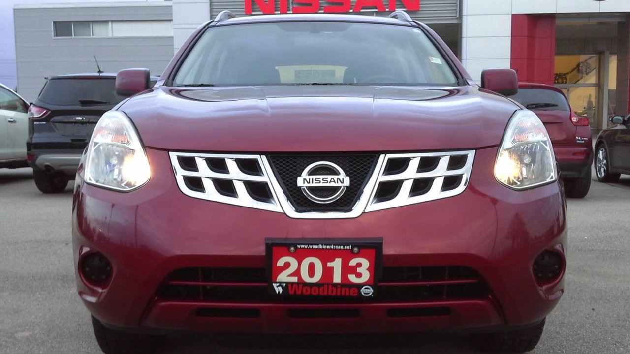 2013 Nissan Rogue S AWD For Sale