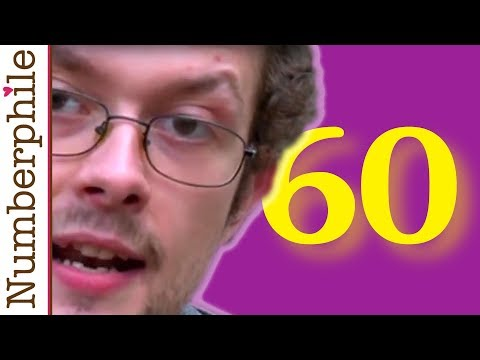 Base 60 (sexagesimal) - Numberphile