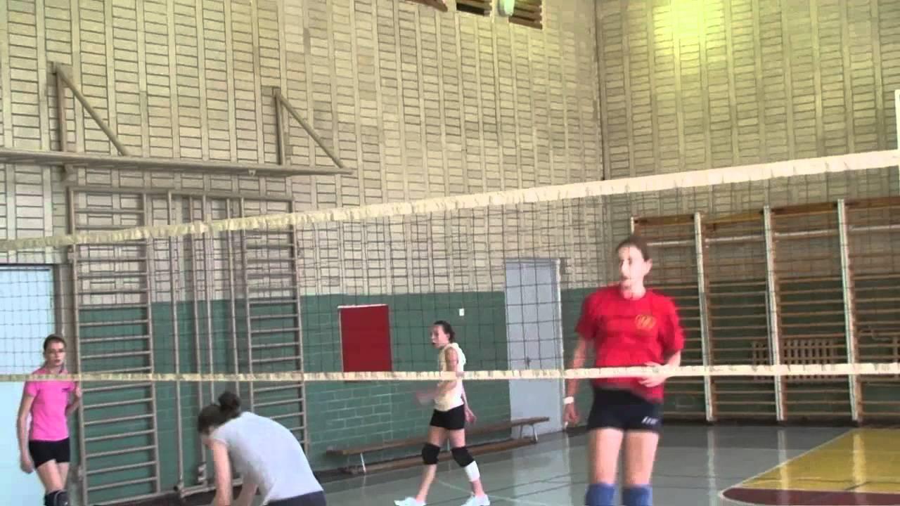Тренировка Волейбол