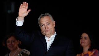 Выборы в Венгрии: Виктор Орбан остаётся на третий срок