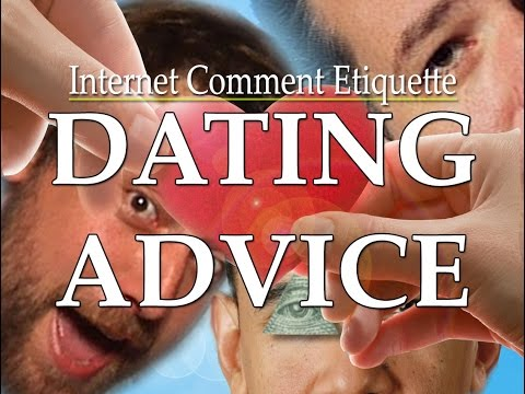 Internet Comment Etiquette: Dating Advice